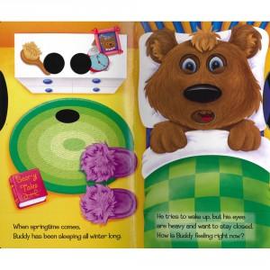 Buddy the bear